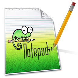 The Notepad++ Logo